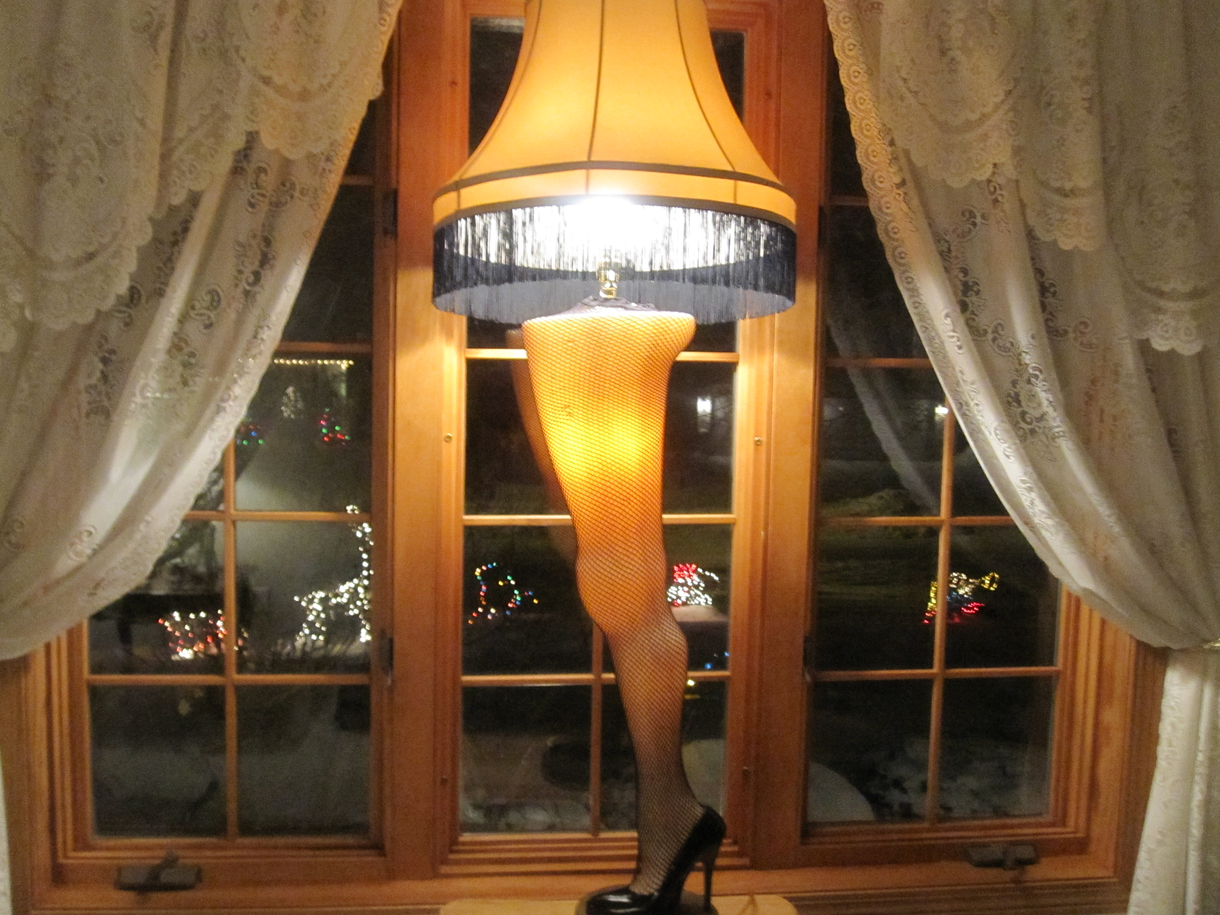 High Quality ... Infamous Leg Lamp?